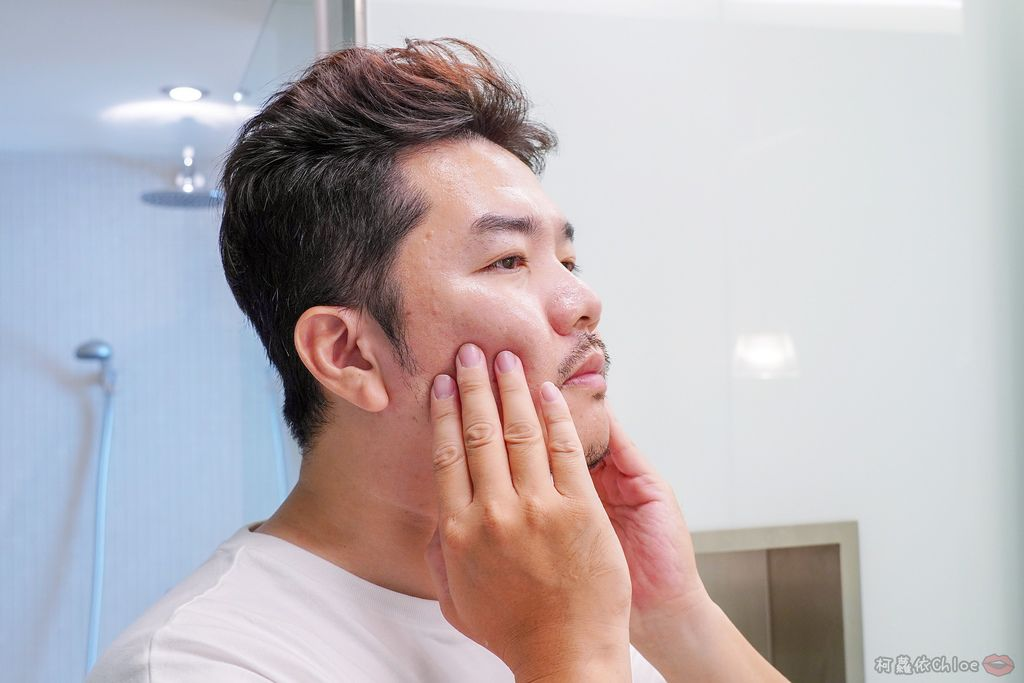 型男保養 男研堂多爪毛孔深卸液胺基酸多功能洗面乳 清潔多一步驟 油光OUT  清爽淨透有面子12.jpg
