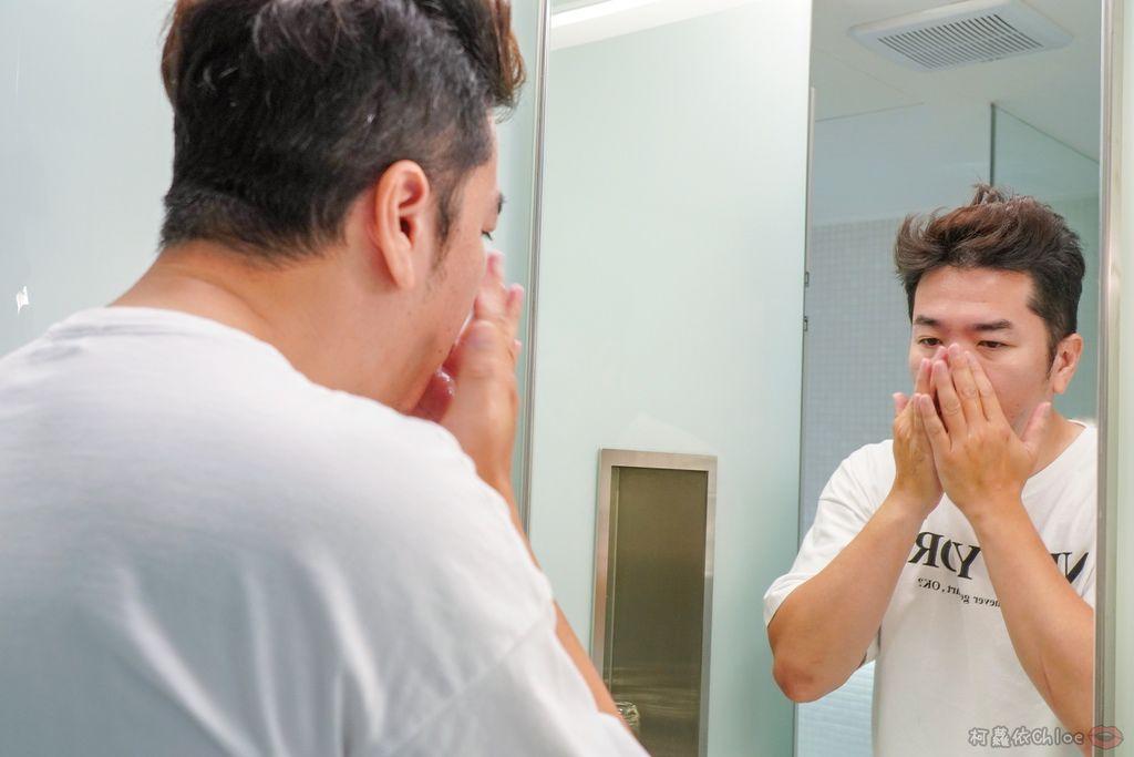 型男保養 男研堂多爪毛孔深卸液胺基酸多功能洗面乳 清潔多一步驟 油光OUT  清爽淨透有面子14.jpg