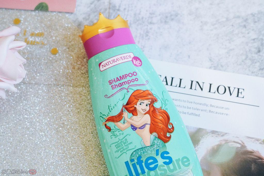 兒童洗沐 義大利自然之綠-公主洗髮沐浴泡泡組 四歲以上的小公主們最愛2A.jpg
