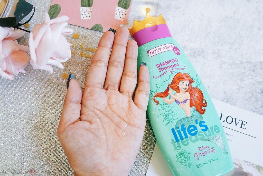兒童洗沐 義大利自然之綠-公主洗髮沐浴泡泡組 四歲以上的小公主們最愛2B.jpg