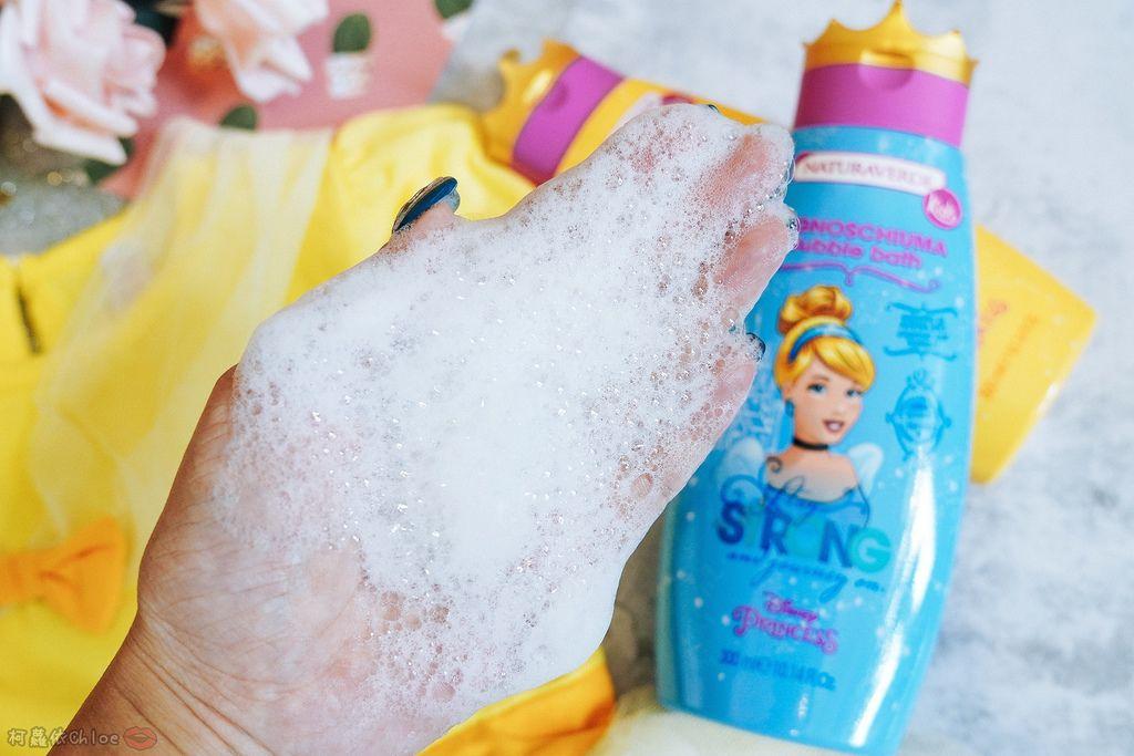 兒童洗沐 義大利自然之綠-公主洗髮沐浴泡泡組 四歲以上的小公主們最愛5.jpg