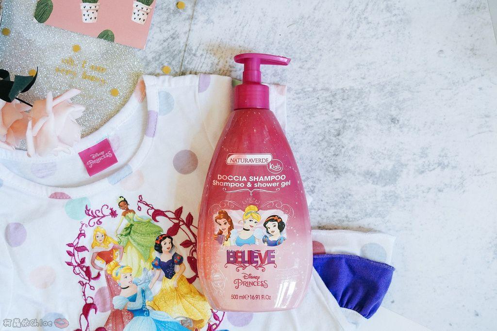 兒童洗沐 義大利自然之綠-公主洗髮沐浴泡泡組 四歲以上的小公主們最愛15.jpg