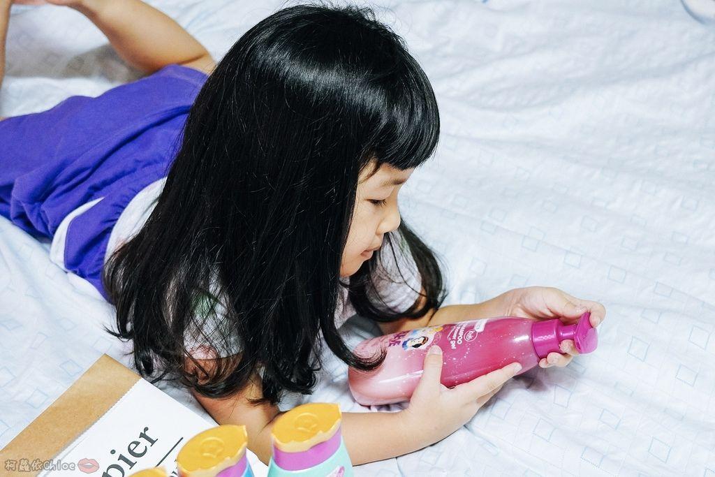 兒童洗沐 義大利自然之綠-公主洗髮沐浴泡泡組 四歲以上的小公主們最愛23.jpg