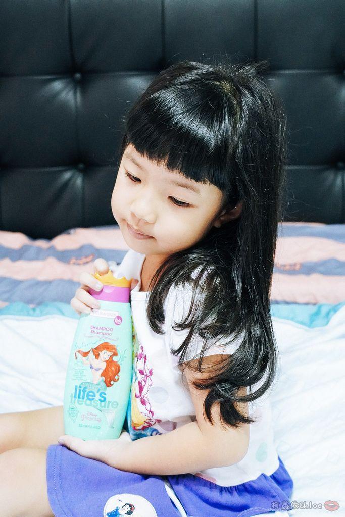 兒童洗沐 義大利自然之綠-公主洗髮沐浴泡泡組 四歲以上的小公主們最愛24.jpg