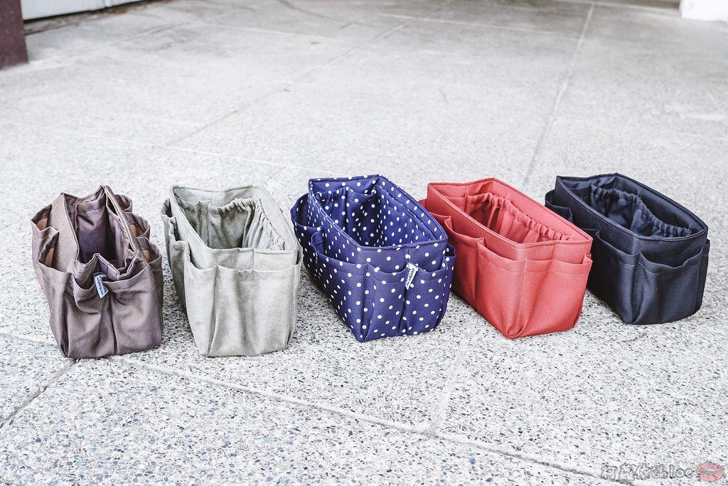 一次收納快速攜帶!CoolgDesign 袋中袋 解決了我收納問題 LV Speedy、Longchamp包適用6.jpg