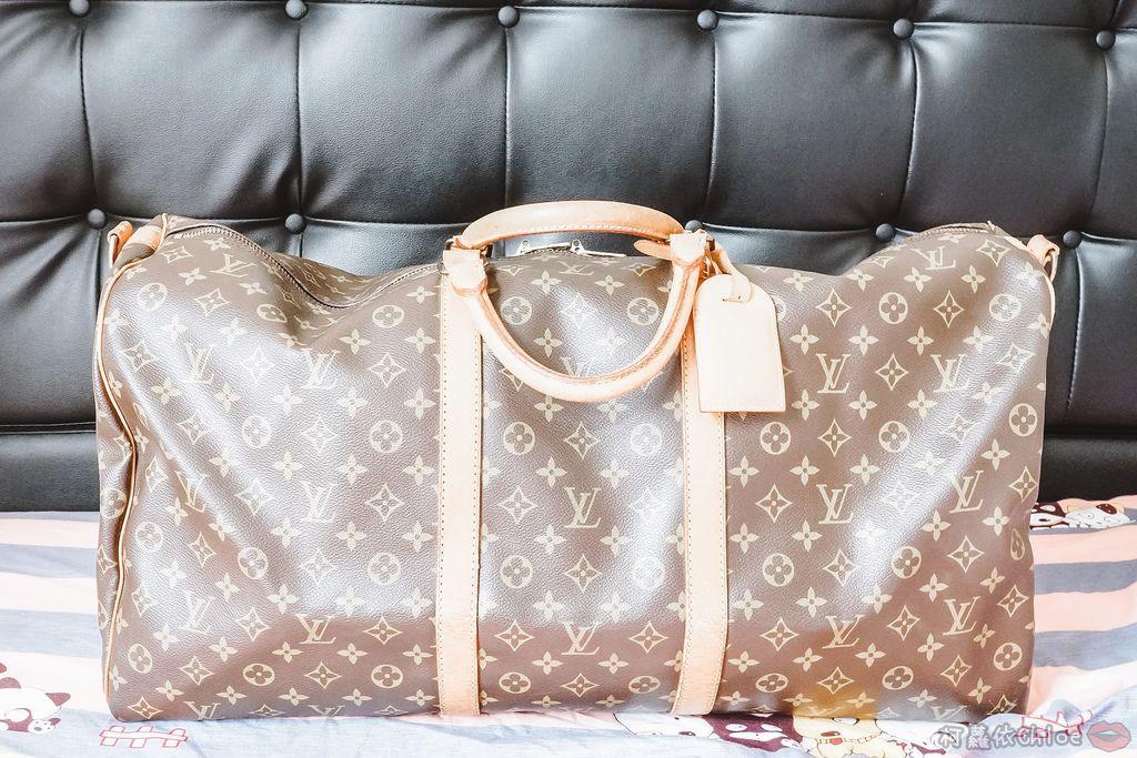 一次收納快速攜帶!CoolgDesign 袋中袋 解決了我收納問題 LV Speedy、Longchamp包適用21.jpg
