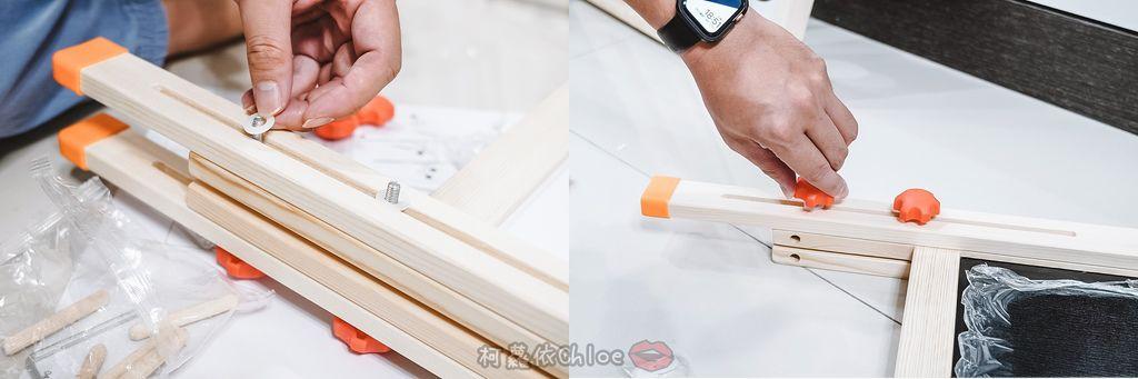 親子好物開箱 Teamson Kids小藝術家梵谷兒童雙面畫架-紅 高質感三用畫板 可調整高度 (限時開團6.jpg