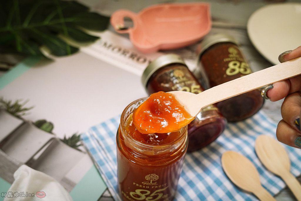果醬也可以這樣吃!希臘Geodi 85%天然果醬(蜜桃柳橙草莓無花果)8.jpg