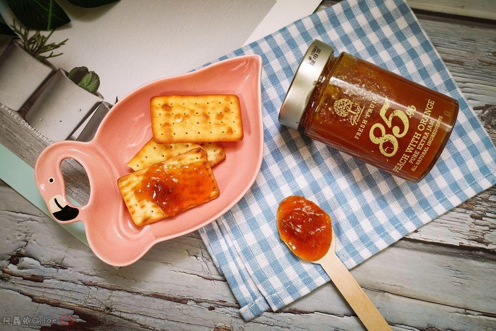 果醬也可以這樣吃!希臘Geodi 85%天然果醬(蜜桃柳橙草莓無花果)10.jpg