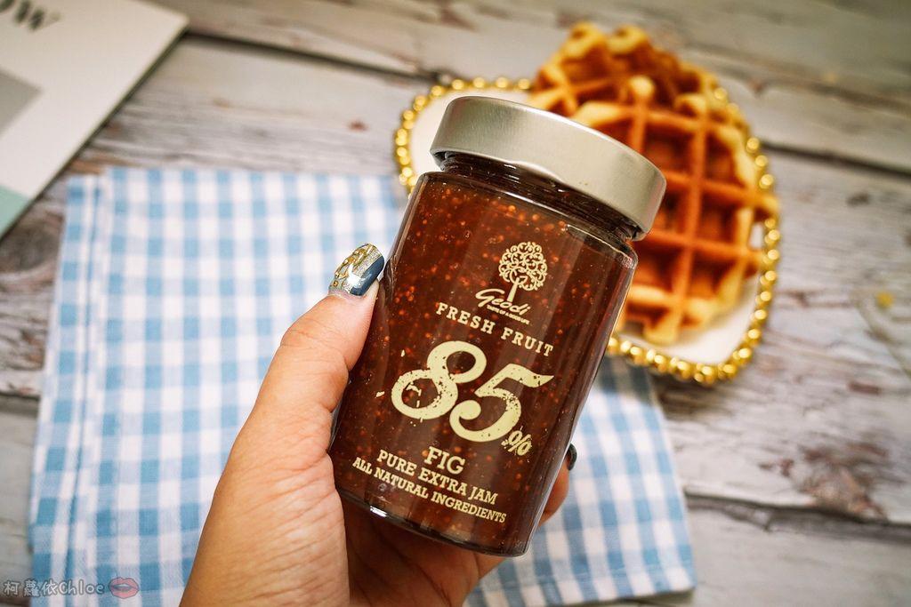 果醬也可以這樣吃!希臘Geodi 85%天然果醬(蜜桃柳橙草莓無花果)20.jpg