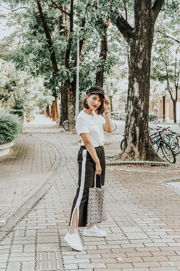 穿搭 流行前線 Popular Front 輕熟女風格服飾這裡買 黑白經典搭配LOOKBOOK24.jpg