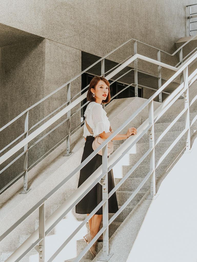 穿搭 流行前線 Popular Front 輕熟女風格服飾這裡買 黑白經典搭配LOOKBOOK23.jpg