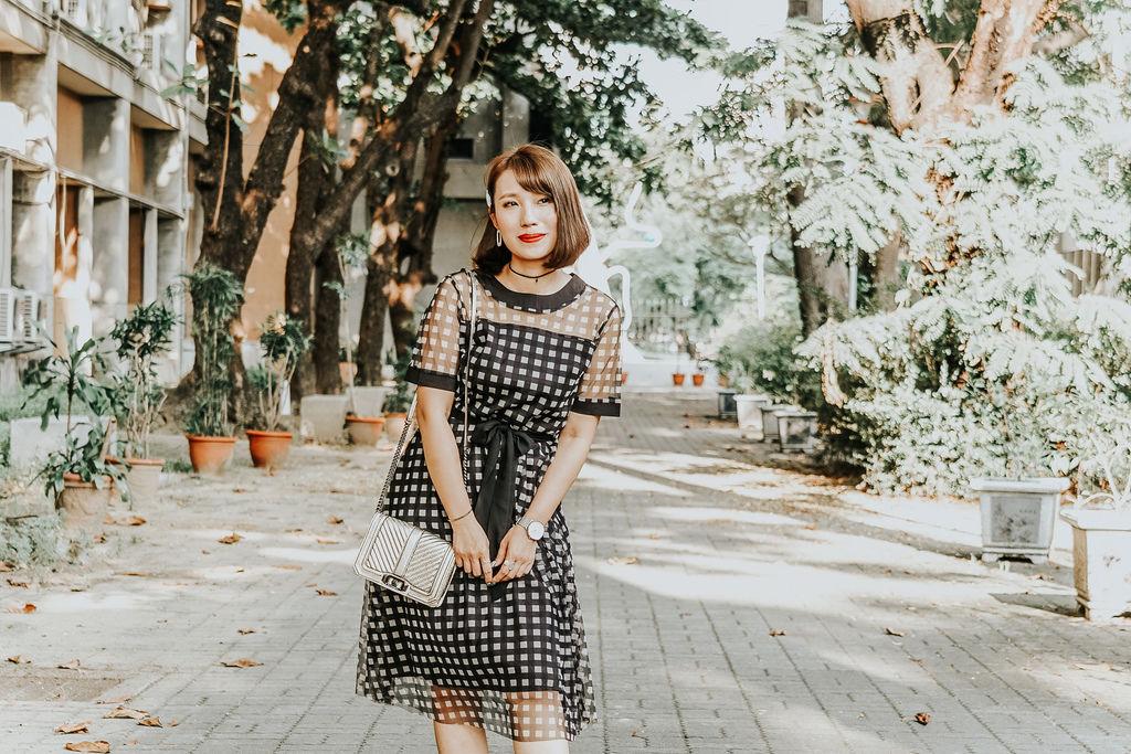 穿搭 流行前線 Popular Front 輕熟女風格服飾這裡買 黑白經典搭配LOOKBOOK34.jpg