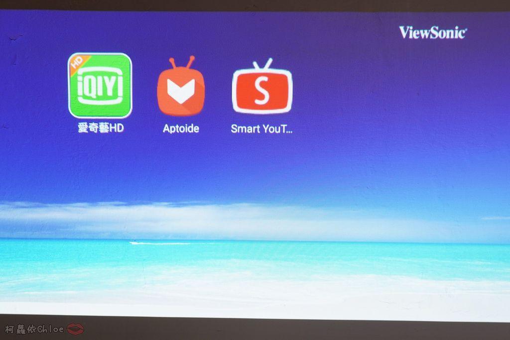 開箱 ViewSonic M1+ WVGA 360度無線巧攜投影機 迷你輕巧實用性超高!無線投影讓我追劇更享受!家庭娛樂、商務、露營適用21.jpg