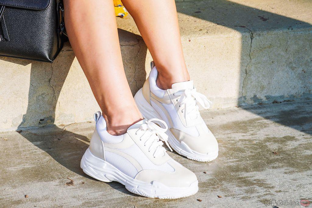 Yahoo雙11購物節特輯 錯過今天沒有明天!Ann%5CS 超夯小白鞋 奶茶色老爹鞋穿搭23.jpg