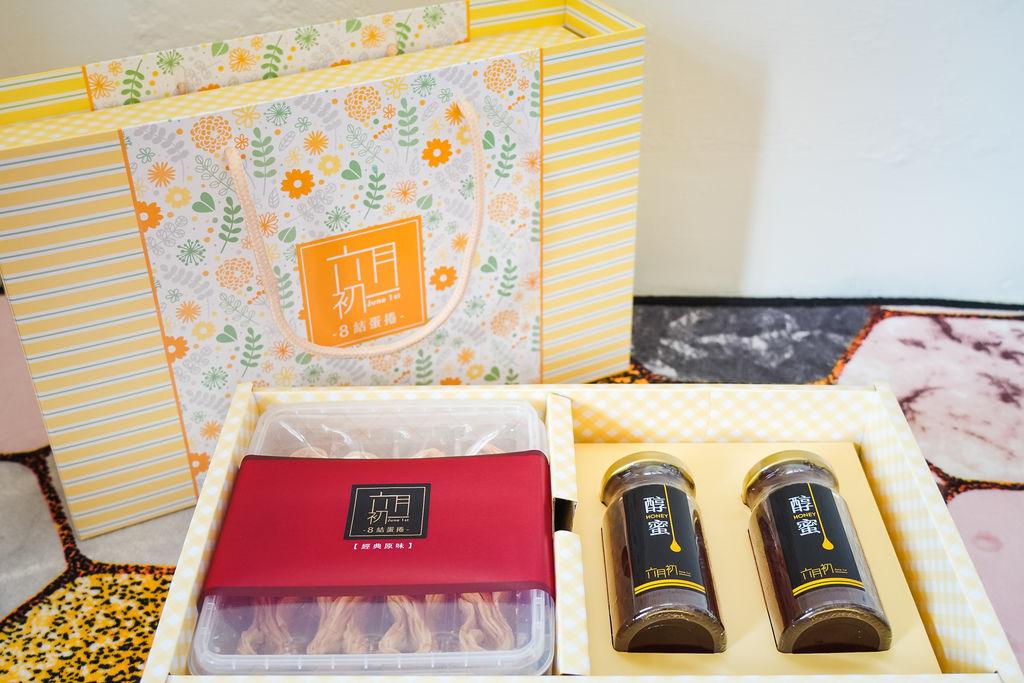 彌月禮盒推薦 六月初一8結雙蜜彌月禮盒 8結聯名咖啡彌月禮盒 心目中最好吃又暖心的蛋捲2.jpg