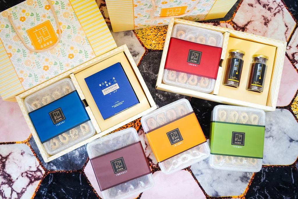彌月禮盒推薦 六月初一8結雙蜜彌月禮盒 8結聯名咖啡彌月禮盒 心目中最好吃又暖心的蛋捲1.jpg