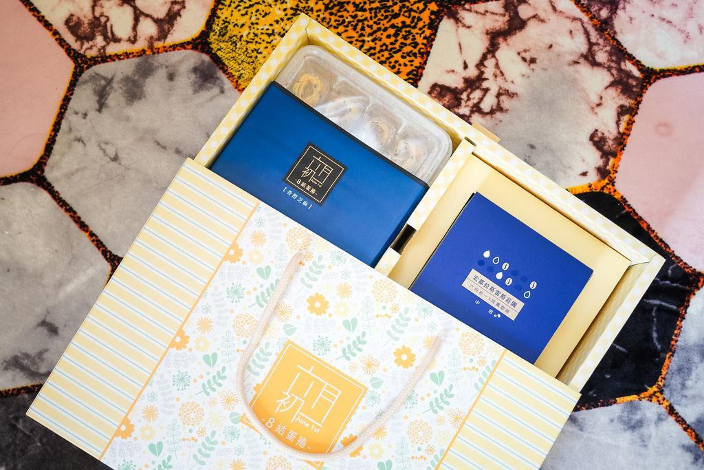 彌月禮盒推薦 六月初一8結雙蜜彌月禮盒 8結聯名咖啡彌月禮盒 心目中最好吃又暖心的蛋捲7.jpg