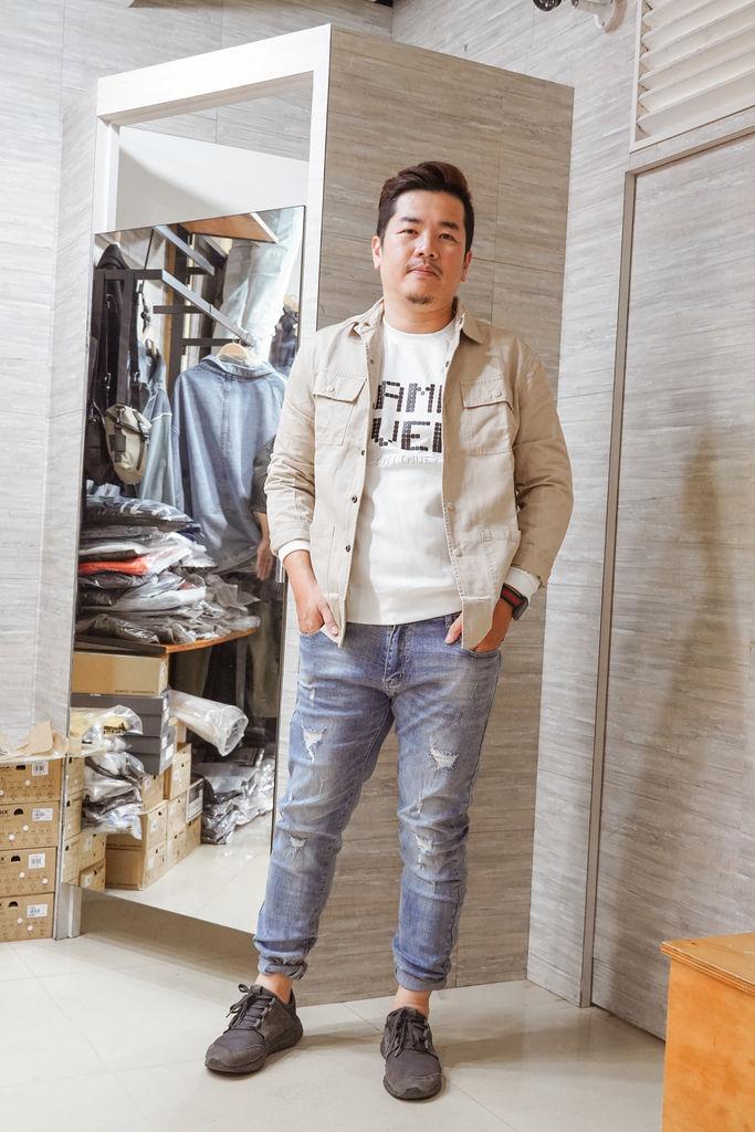 一中服飾店推薦  WOOD 韓系男裝 熟男大叔這樣穿 輕平價韓系穿搭分享13.jpg