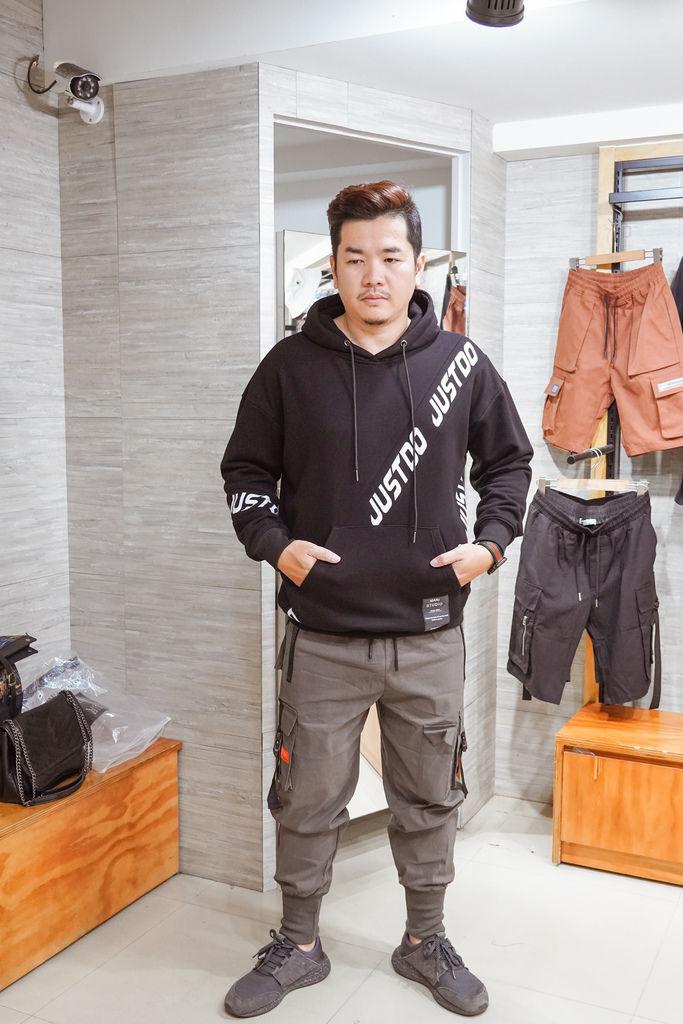 一中服飾店推薦  WOOD 韓系男裝 熟男大叔這樣穿 輕平價韓系穿搭分享21A.jpg