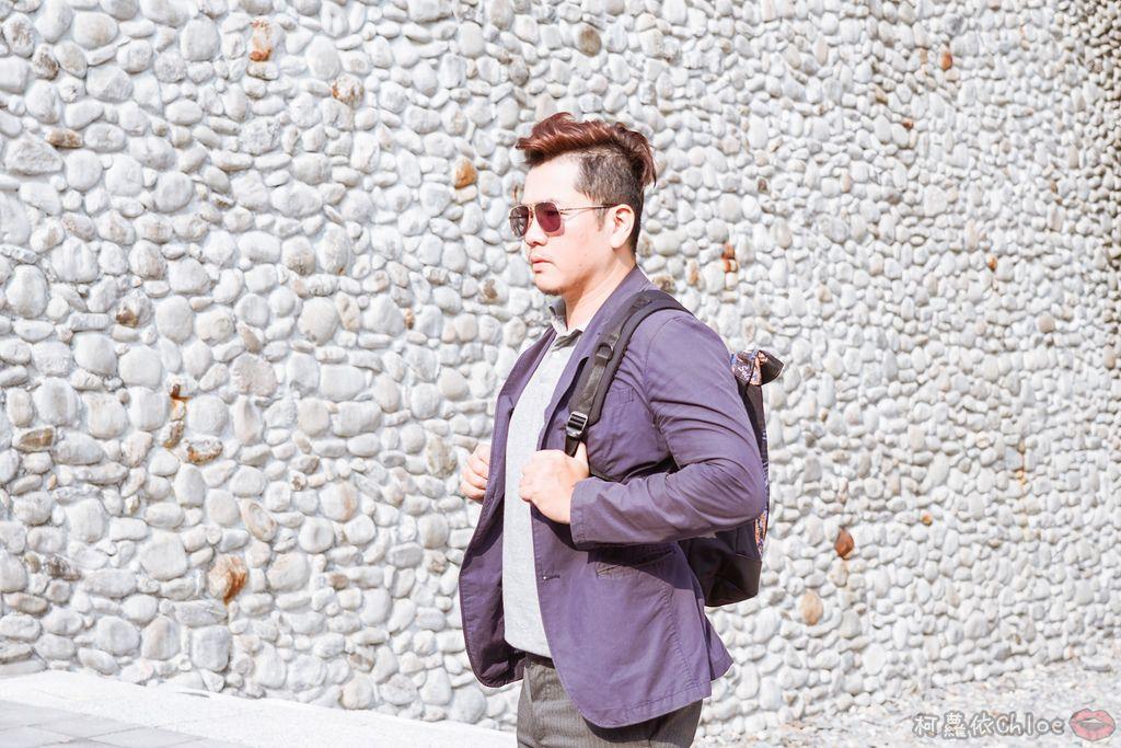 環保時尚包 SOLIS防撥水後背包 工作 休閒都適合的機能性筆電背包7.jpg