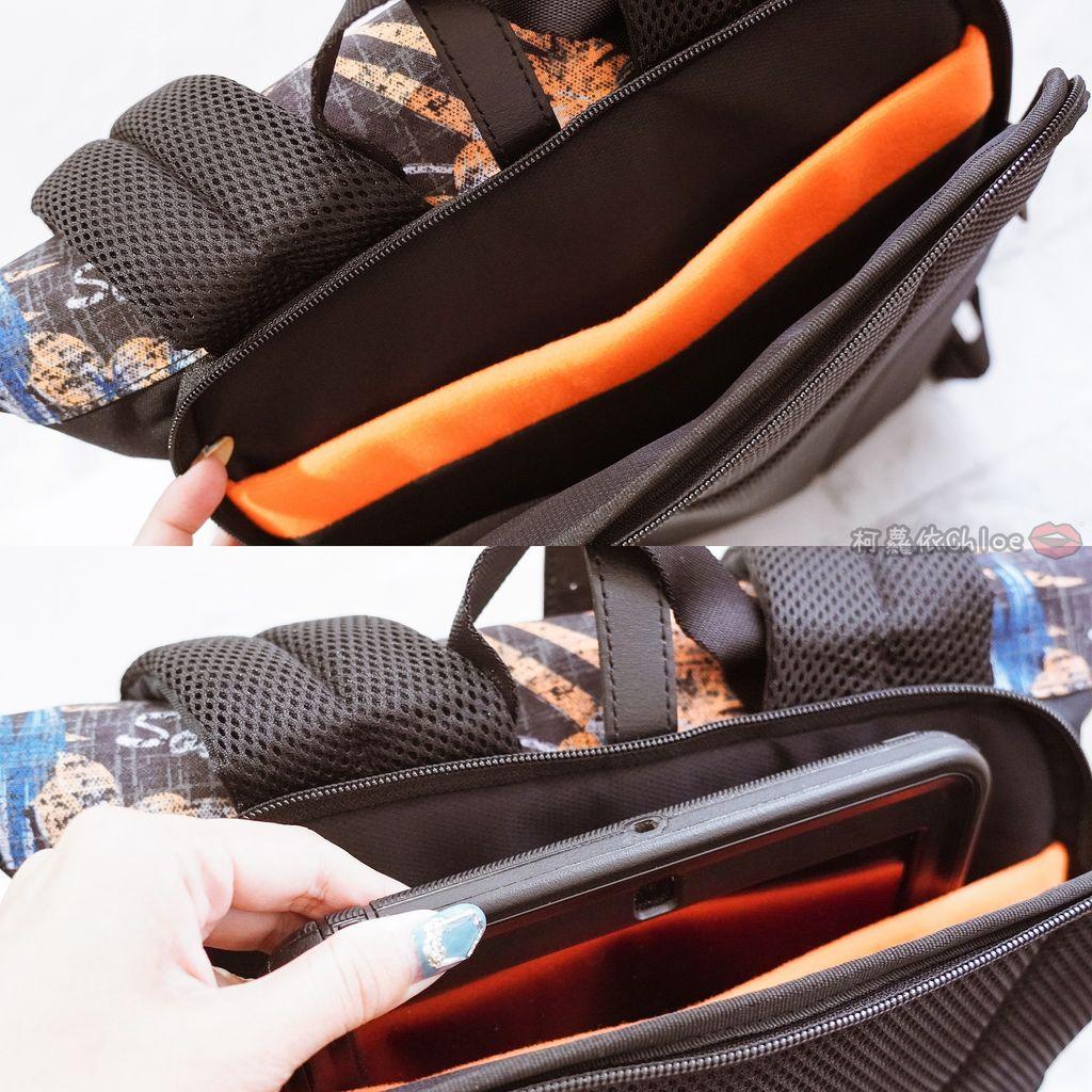 環保時尚包 SOLIS防撥水後背包 工作 休閒都適合的機能性筆電背包5A.jpg