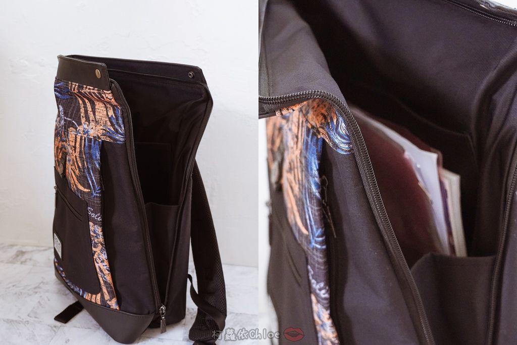 環保時尚包 SOLIS防撥水後背包 工作 休閒都適合的機能性筆電背包14.jpg