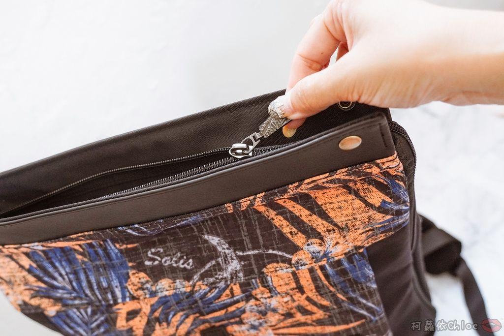 環保時尚包 SOLIS防撥水後背包 工作 休閒都適合的機能性筆電背包13.jpg