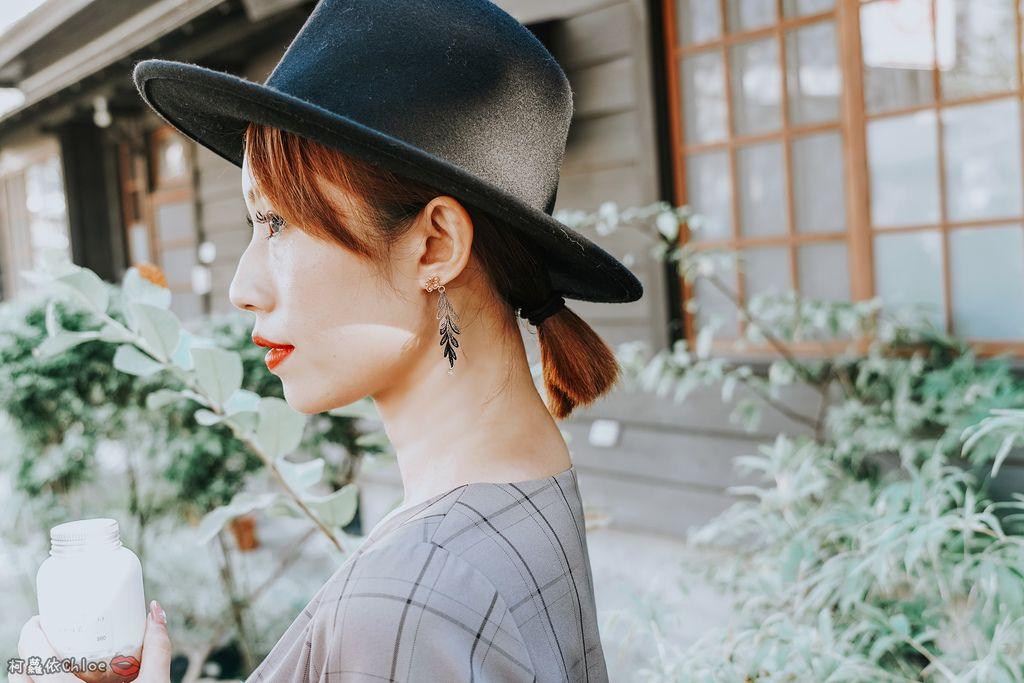飾品穿搭 明林蕾絲療癒系蕾絲耳環 優雅時尚單品9.jpg