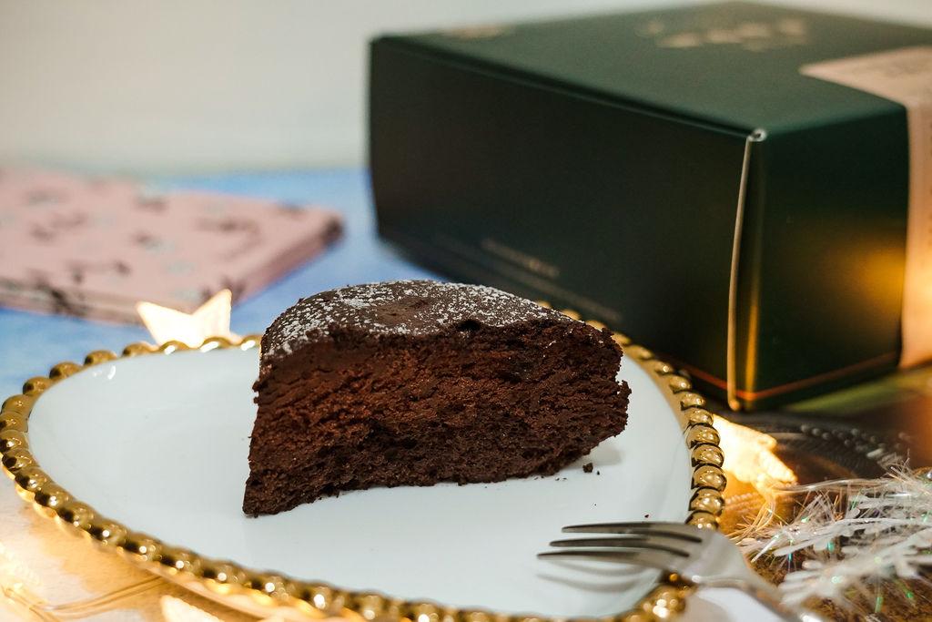 2019聖誕節交換禮物送禮推薦 起士公爵介紹75%皇家布朗尼 80%比利時手工生巧克力 細緻綿密口感大人氣!8.JPG