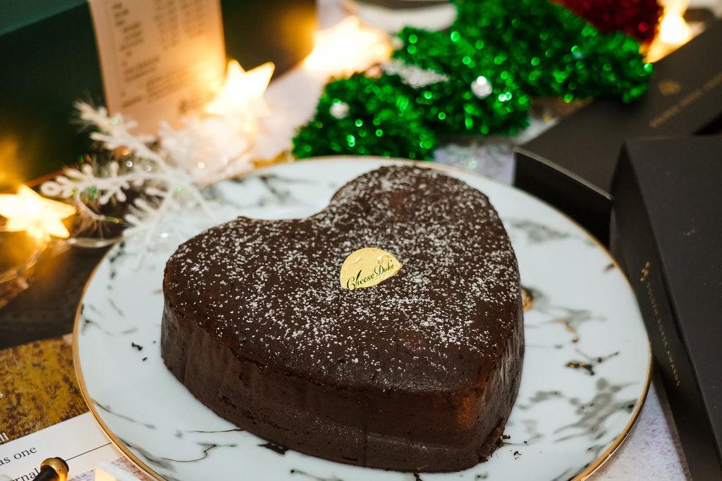 2019聖誕節交換禮物送禮推薦 起士公爵介紹75%皇家布朗尼 80%比利時手工生巧克力 細緻綿密口感大人氣!7.JPG