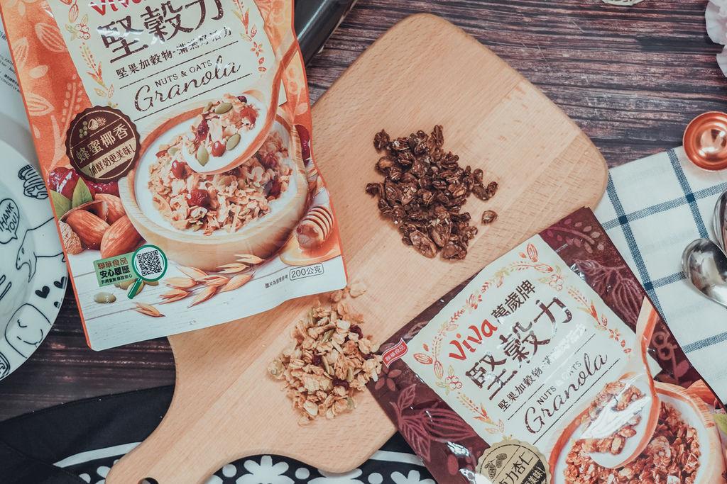 早餐穀物 用萬歲牌堅穀力開啟一整天滿滿活力 巧克力杏仁%26;蜂蜜椰香3.jpg