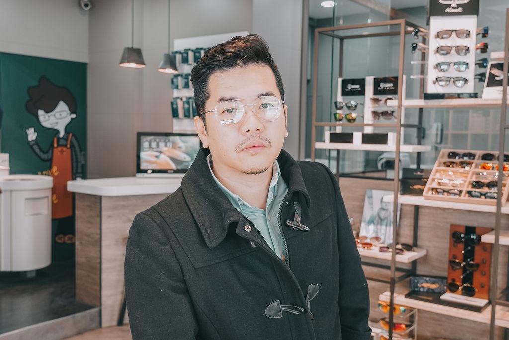 台南手目耳眼鏡 享受一杯好咖啡 獨家旅行式配鏡 無壓力挑選專屬自己的眼鏡24.jpg