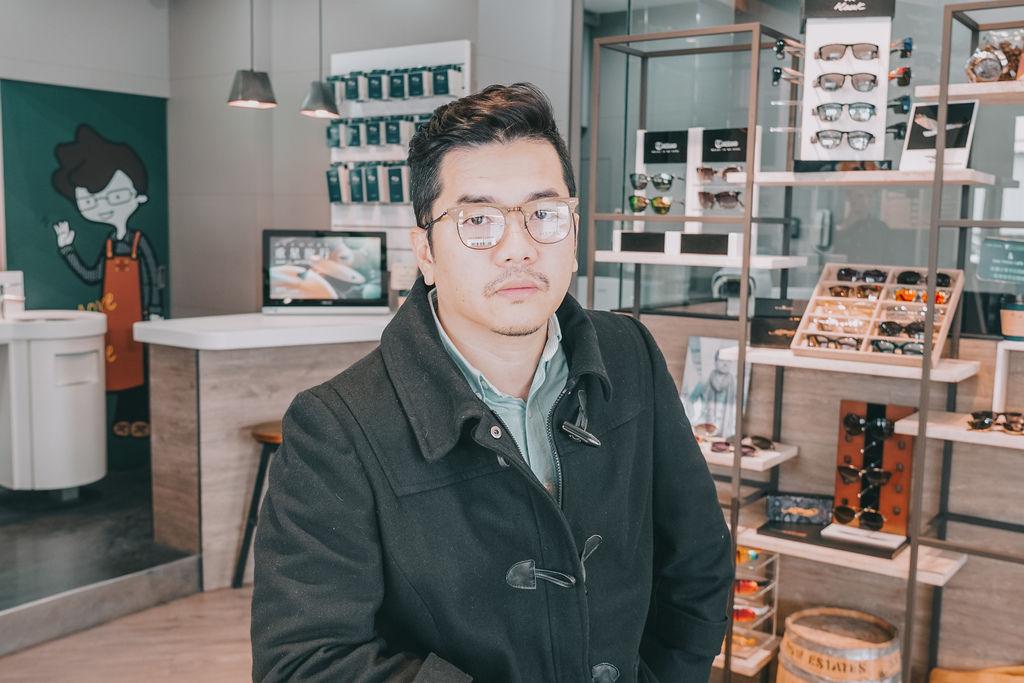 台南手目耳眼鏡 享受一杯好咖啡 獨家旅行式配鏡 無壓力挑選專屬自己的眼鏡25.jpg