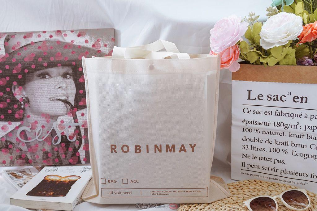 包X春季穿搭 ROBINMAY羅馬時空手提包 簡約展現個性時尚1.jpg