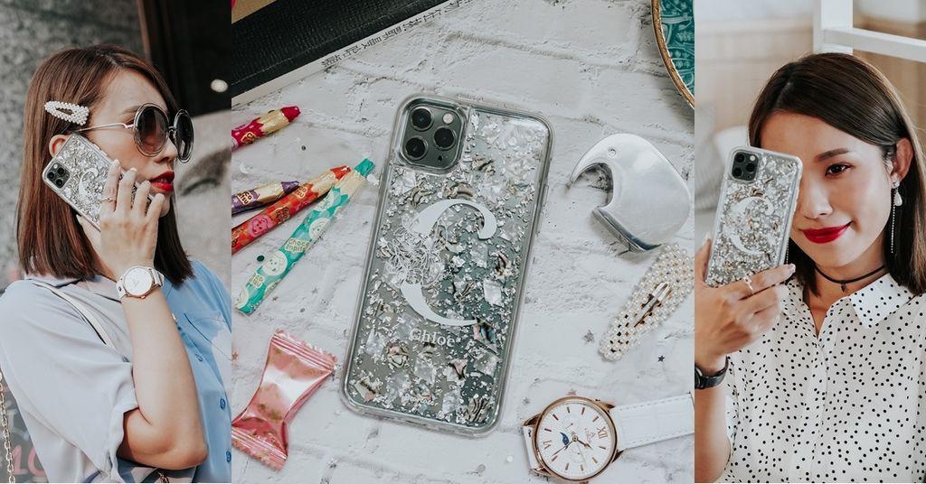 客製化手機殼推薦 Dearcase貝拉殼 防摔殼 訂製名字專屬自己的時尚 iPhone 11 Pro Max夜幕綠.jpg