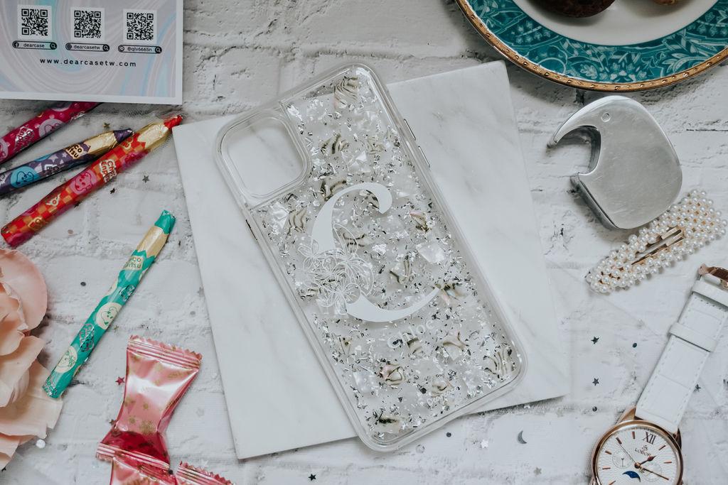 客製化手機殼推薦 Dearcase貝拉殼 防摔殼 訂製名字專屬自己的時尚 iPhone 11 Pro Max夜幕綠2.jpg