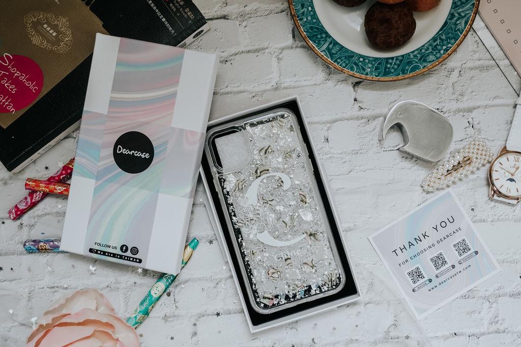 客製化手機殼推薦 Dearcase貝拉殼 防摔殼 訂製名字專屬自己的時尚 iPhone 11 Pro Max夜幕綠1.jpg