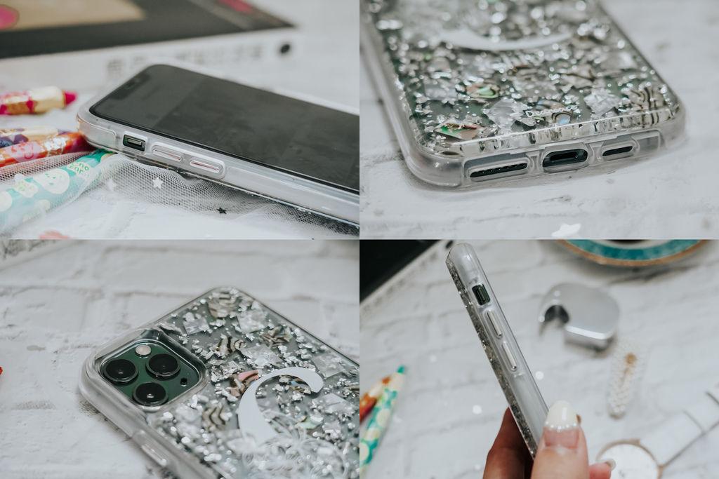 客製化手機殼推薦 Dearcase貝拉殼 防摔殼 訂製名字專屬自己的時尚 iPhone 11 Pro Max夜幕綠11.jpg