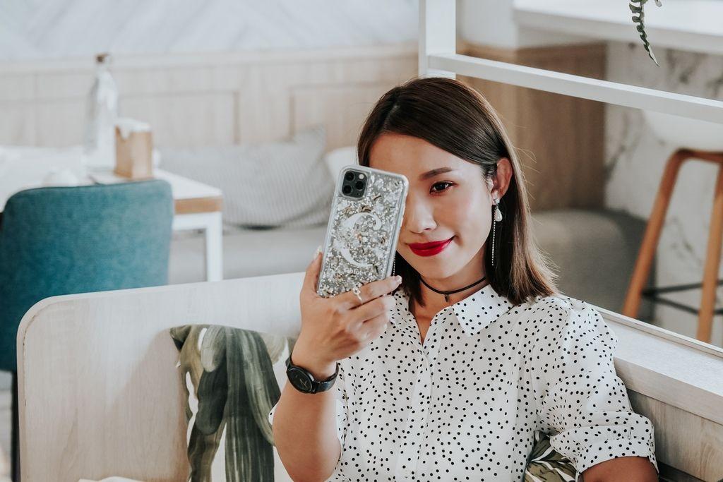 客製化手機殼推薦 Dearcase貝拉殼 防摔殼 訂製名字專屬自己的時尚 iPhone 11 Pro Max夜幕綠14.jpg