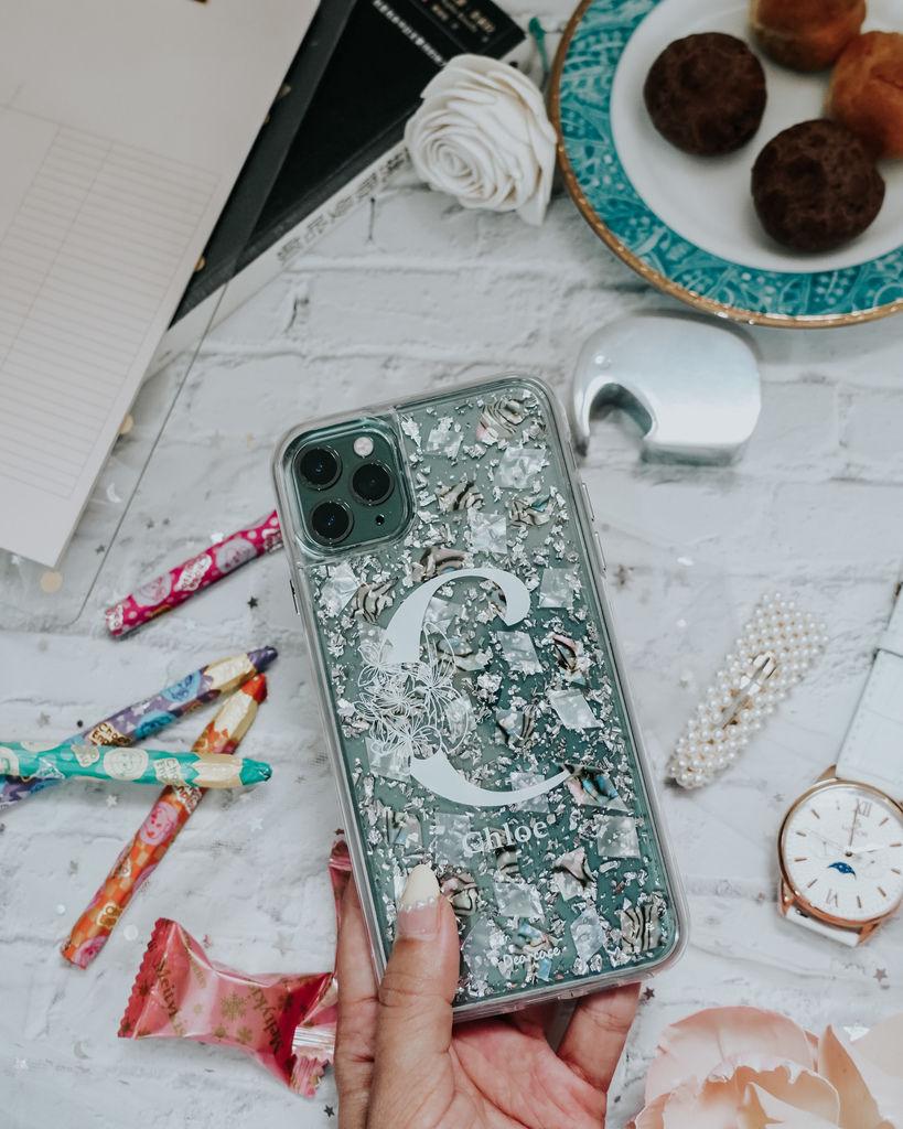 客製化手機殼推薦 Dearcase貝拉殼 防摔殼 訂製名字專屬自己的時尚 iPhone 11 Pro Max夜幕綠17.jpg
