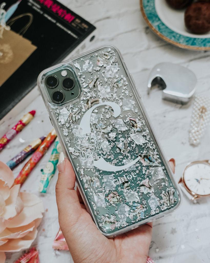 客製化手機殼推薦 Dearcase貝拉殼 防摔殼 訂製名字專屬自己的時尚 iPhone 11 Pro Max夜幕綠24.jpg
