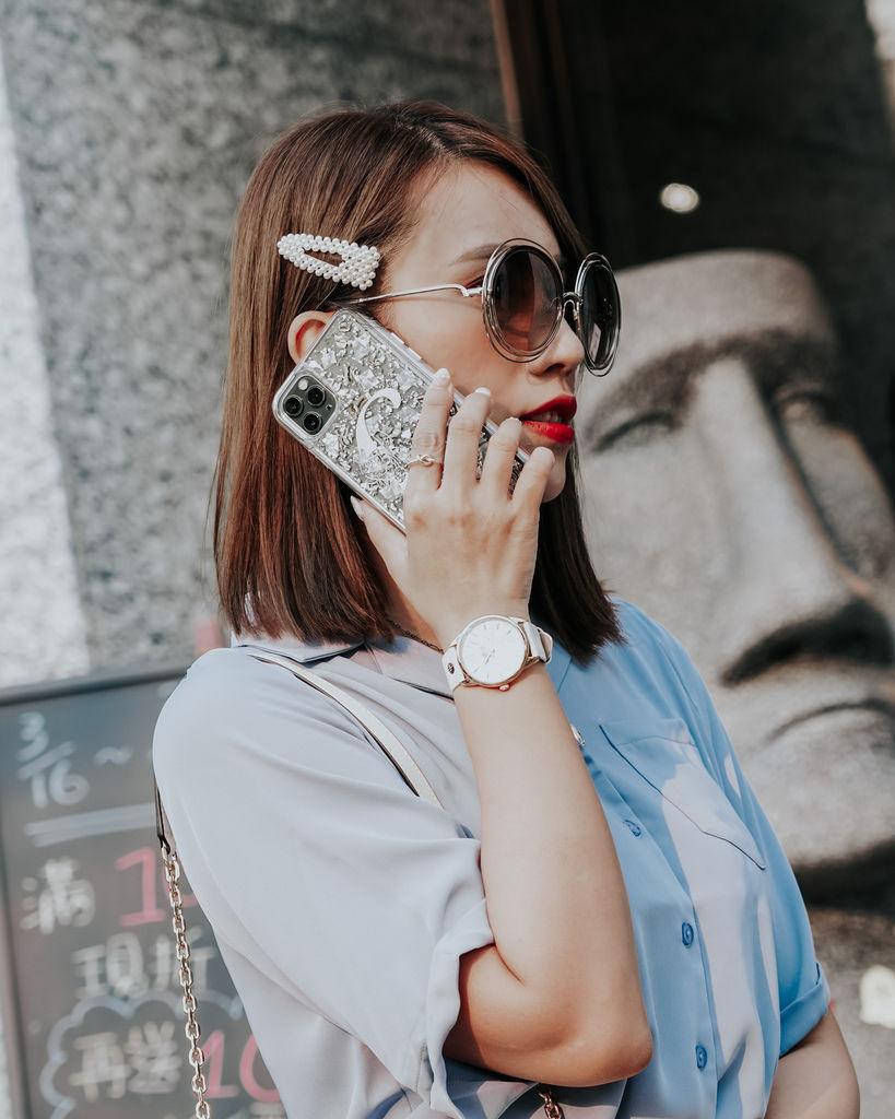 客製化手機殼推薦 Dearcase貝拉殼 防摔殼 訂製名字專屬自己的時尚 iPhone 11 Pro Max夜幕綠25.jpg