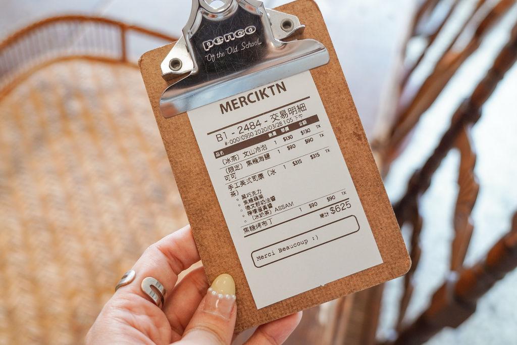 台南美食|木溪 Merci Kitchen 讓我念念不忘的第一名司康(總鋪內用店)19.jpg