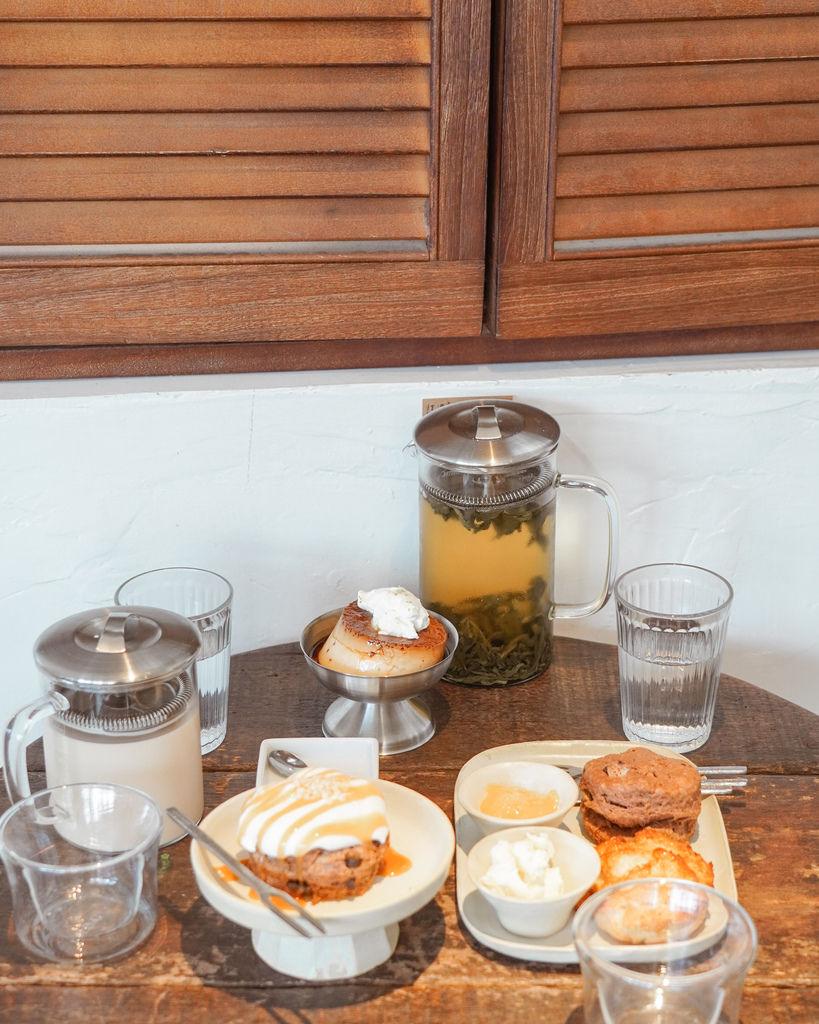 台南美食|木溪 Merci Kitchen 讓我念念不忘的第一名司康(總鋪內用店)18.jpg