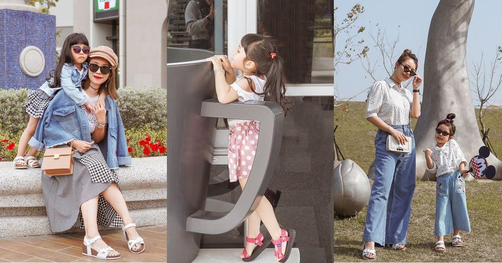 親子穿搭 FM時尚美鞋 兒童涼鞋 好穿舒適又時尚 親子涼鞋LOOKBOOK.jpg