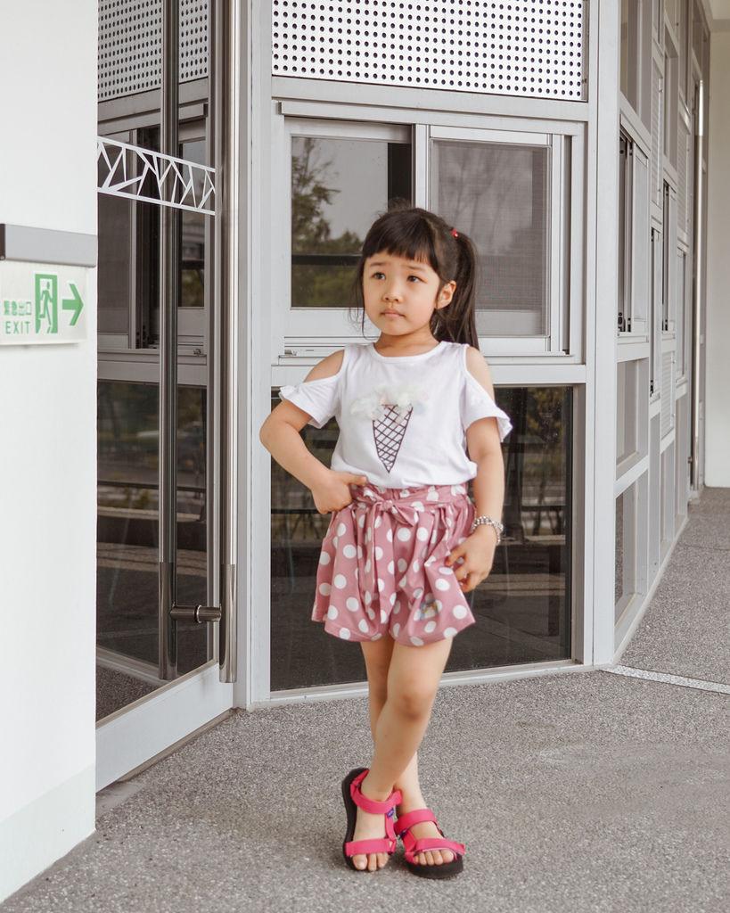 親子穿搭 FM時尚美鞋 兒童涼鞋 好穿舒適又時尚 親子涼鞋LOOKBOOK9.jpg