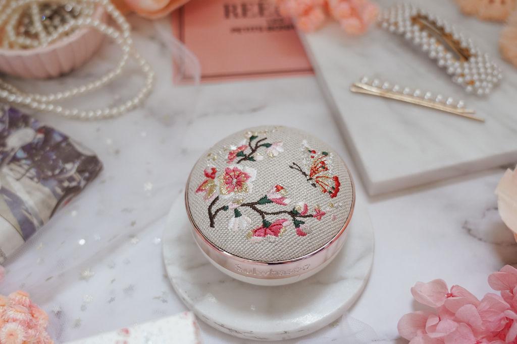 美妝購物|Qoo10購物平台韓國直送享優惠 Sulwhasoo 雪花秀 完美瓷肌氣墊粉霜(2020幸運花園限量版)11.jpg