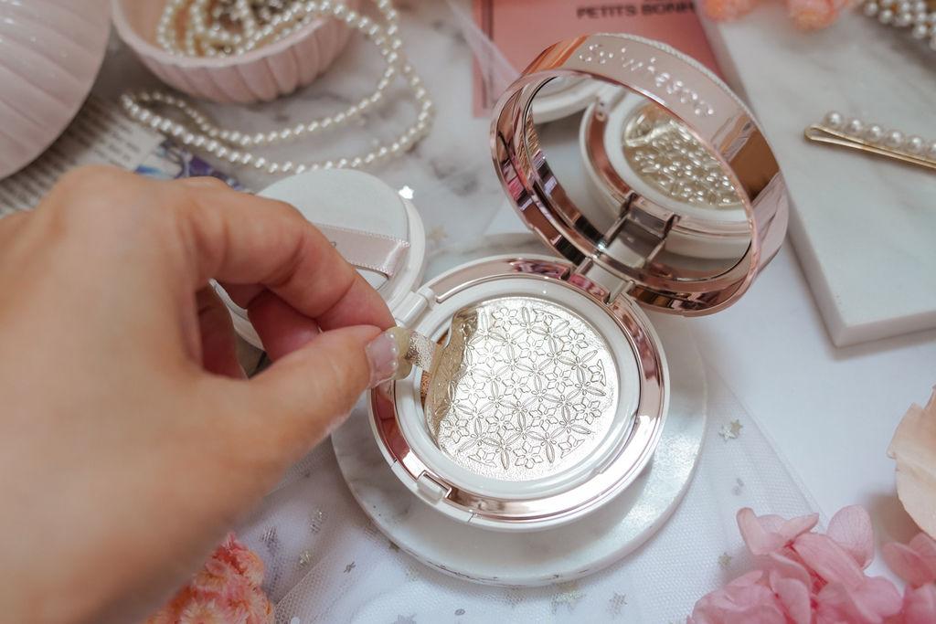 美妝購物|Qoo10購物平台韓國直送享優惠 Sulwhasoo 雪花秀 完美瓷肌氣墊粉霜(2020幸運花園限量版)15.jpg