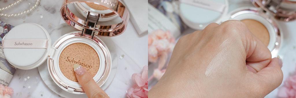 美妝購物|Qoo10購物平台韓國直送享優惠 Sulwhasoo 雪花秀 完美瓷肌氣墊粉霜(2020幸運花園限量版)18 (2).jpg